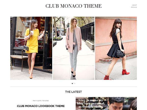 3Club-Monaco-Theme
