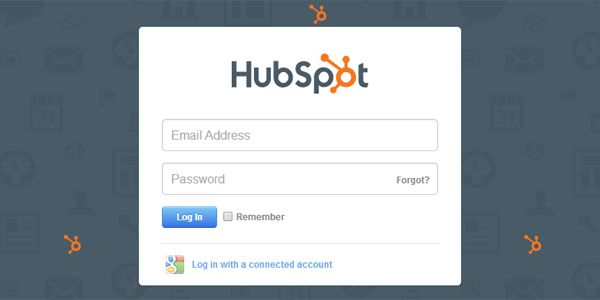 Login-to-HubSpot