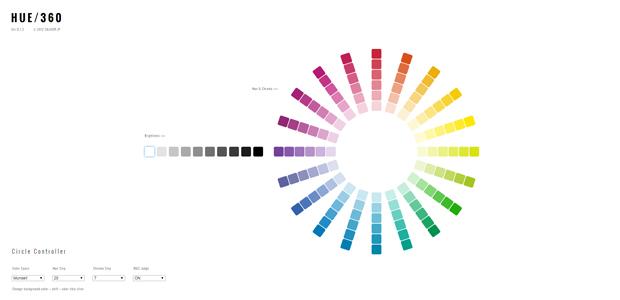 HUE---360---The-Color-Scheme-Application