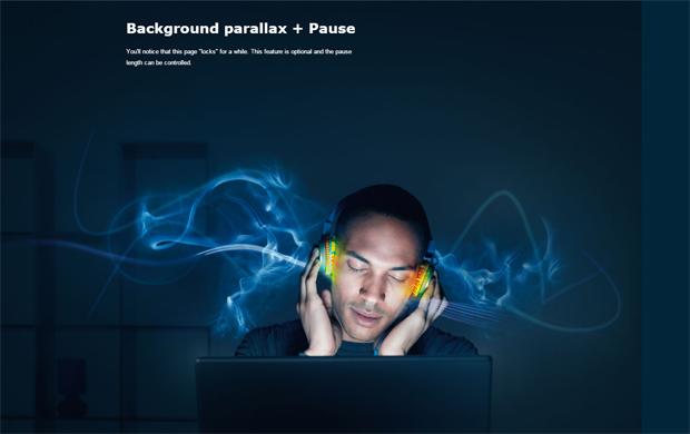 6Parallax-Demo