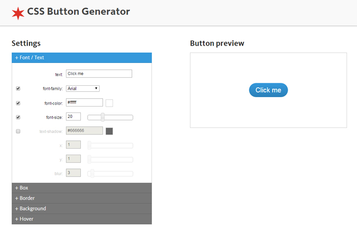 10CSS-Button-Generator