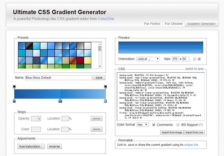 1Ultimate-CSS-Gradient-Generator---ColorZilla