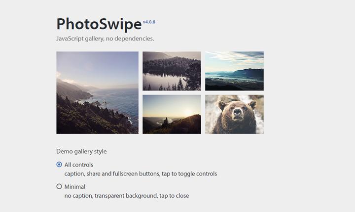 5PhotoSwipe--Responsive-JavaScript-Image-Gallery