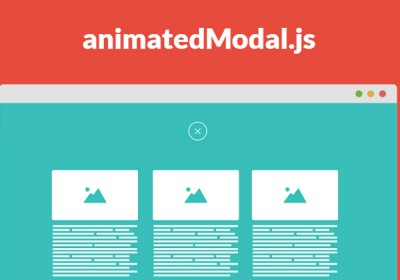 animatedModal