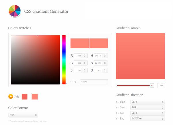 13CSS-Gradient-Generator