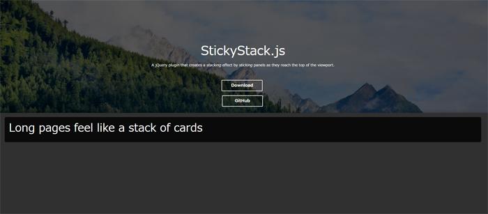 3StickyStack