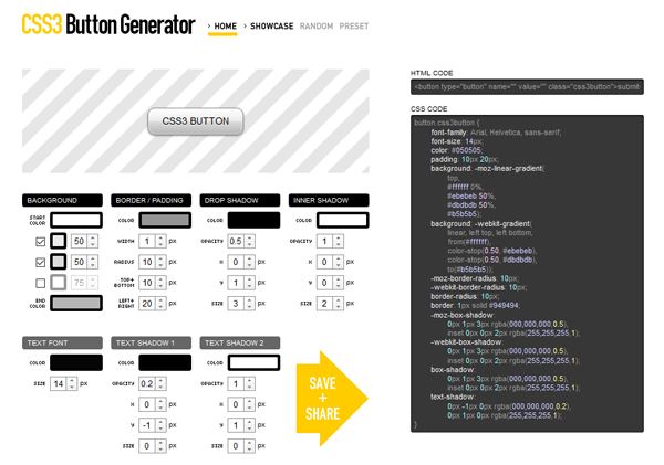 6CSS3-Button-Generator