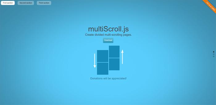 7multiScroll