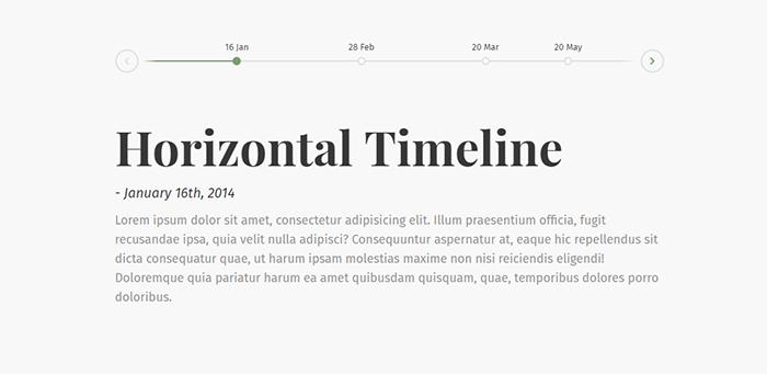 3Horizontal-Timeline