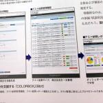 日経SYSTEMS 2011年11月号でCOLORBOXが紹介されました。